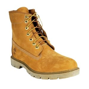 New Timberland 6in basic waterproof tan boots